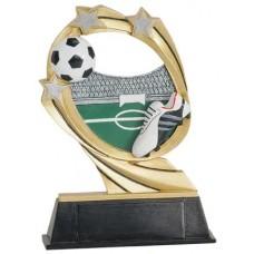 """5.5""""  Cosmic Soccer Resin"""